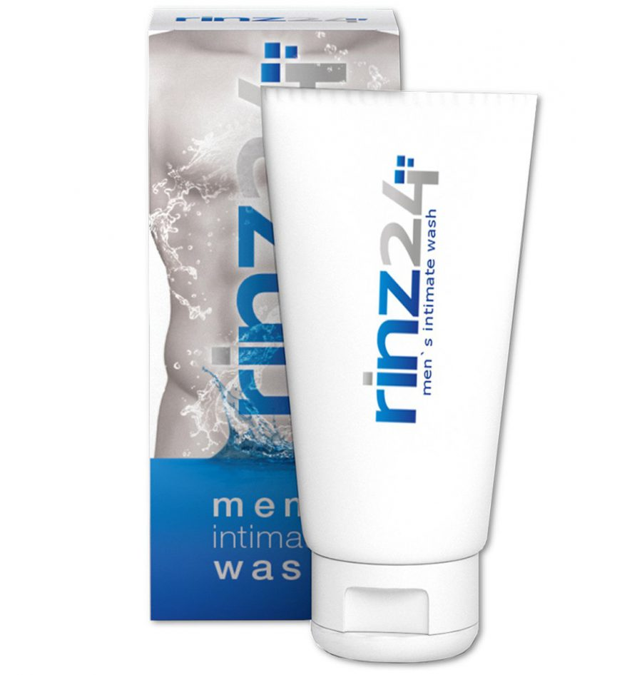 RINZ24 Mens Intimate Wash (200ml)